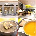美味しい手作りスープスタンドの日替わりスープは5ユーロ~