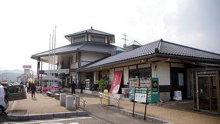 地元の食材が揃うスーパー道の駅