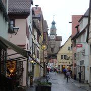 旧市街への入り口