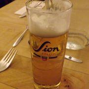 さすがドイツ人、ビール好きです