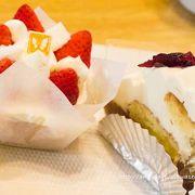 小さなかわいいケーキ屋産