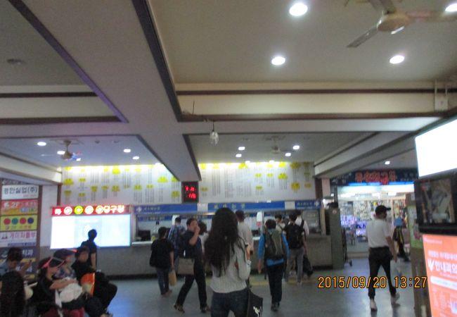 利川バスターミナル