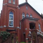 台湾初のキリスト教会