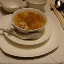 燕の巣のスープ