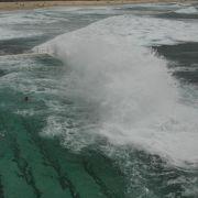 ビーチで泳げなくても
