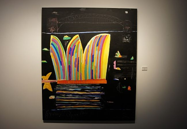 ケン・ドーンのオリジナル作品が集まるギャラリー