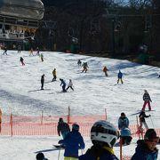三世代で巡る軽井沢プリンスホテルスキー場の旅 息子夫婦と孫にはスキー 老人夫婦にはスキーのできない孫の預り