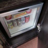 冷蔵庫・・金庫は写し忘れましたが・・あったはず。