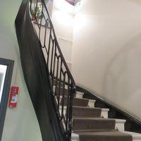 階段もいい感じですよ