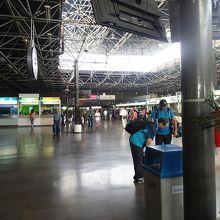チエテ長距離バスターミナル