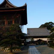 国宝・重文級の名刹、絶好のお寺めぐりコース
