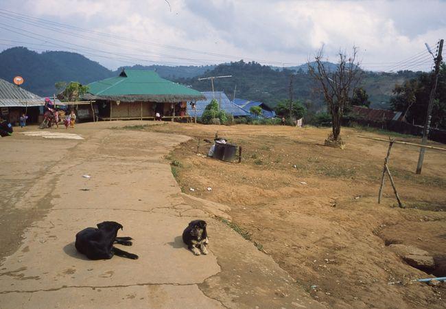 アカ族の村 (チェンライ)