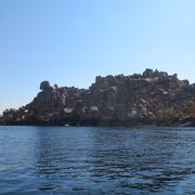 ボートで行くアドベンチャー感たっぷり神殿!