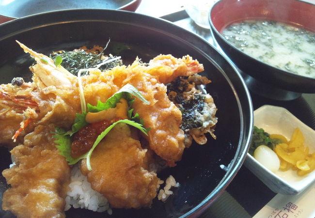 海鮮レストラン 海石榴