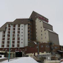 ホテル メルキュール レ ドゥザルブ 1800