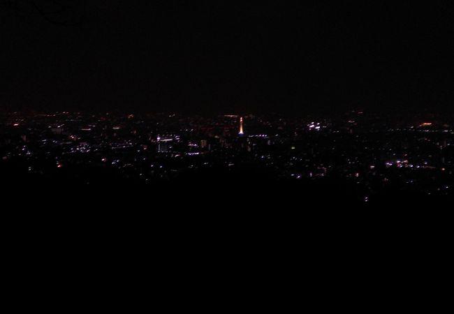 夜景 将軍 塚