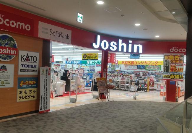 ジョーシン 東員イオンモール店