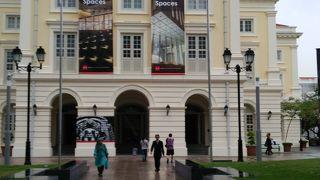アジア文明博物館アルメニアン ストリート