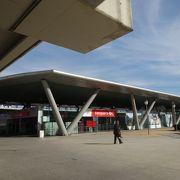 マラガ空港から電車が便利