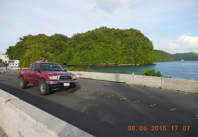 コロール島半日観光