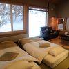 北海道では数少ない離れ付きの宿