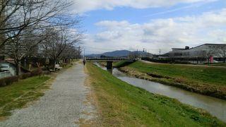 釣川さくらづつみ公園