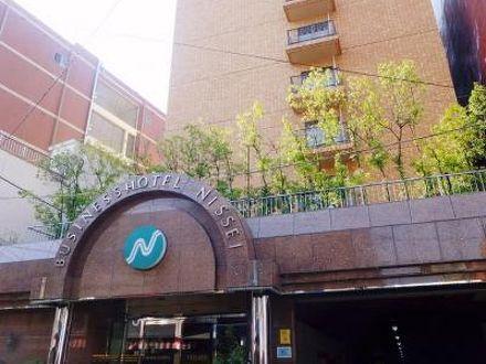 ビジネスホテルニッセイ 写真