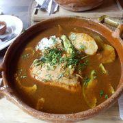 スープが美味しい