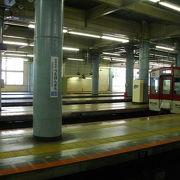 近鉄を代表する駅