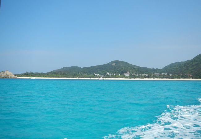 のどかで美しい島