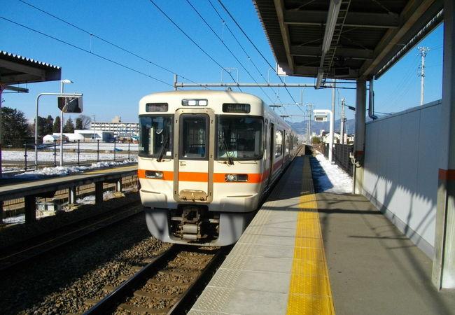 平田駅 (長野県)