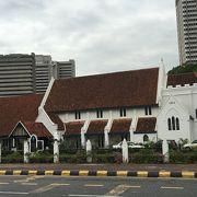 かわいい教会です