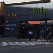 JR札幌駅高架下にある商業施設