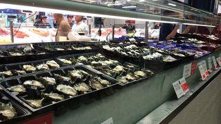 牡蠣が美味しい!