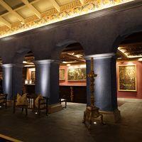 美術館の様な雰囲気