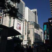 アジア屈指の高級デパート