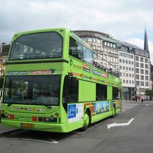 ホップオン ホップオフ バス (市内巡回観光バス)