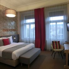 ブティック ホテル クラロフ プラハ