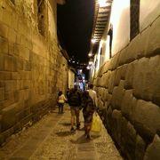 インカの石造り