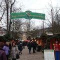 写真:レオポルト広場