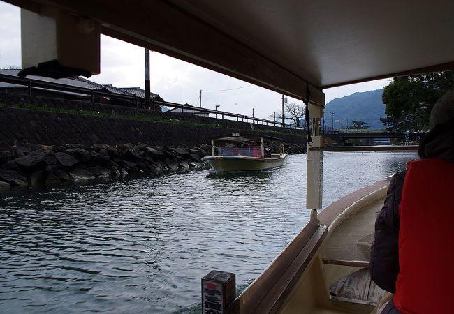観光シーズンの幕開けに萩八景遊覧船にタダで乗りました