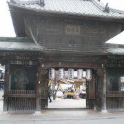 厳島神社のそばにある弁財天