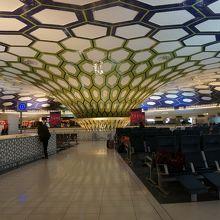 アブダビ国際空港 (AUH)