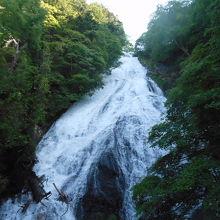 湯滝の風景