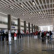 マチュピチュの玄関空港は、すでに高地