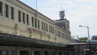 日本のリヨン駅?見どころがいっぱい。