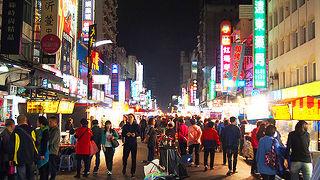 高雄で一番有名な夜市!!