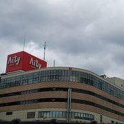 豊岡駅付近のホテルに宿泊する際の買い物に便利な大型商業施設