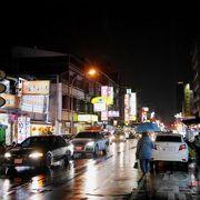 台鉄台中駅から歩いていける夜市はココ
