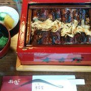 柳川の鰻定番店
